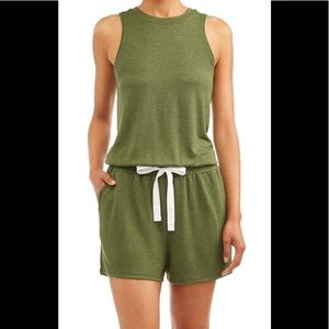 💚💚KNIT ROMPER by Time and Tru